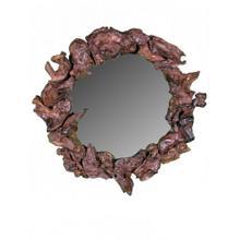 WA-0195-R Round Drifter Mirror