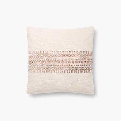 P0809 Blush / Multi Pillow