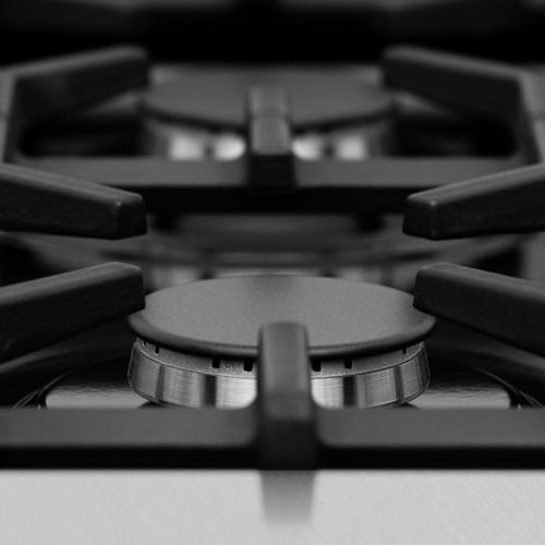 "ZLINE 48"" Snow Stainless Steel 6.0 cu.ft. 7 Gas Burner/Electric Oven Range (RAS-48)"