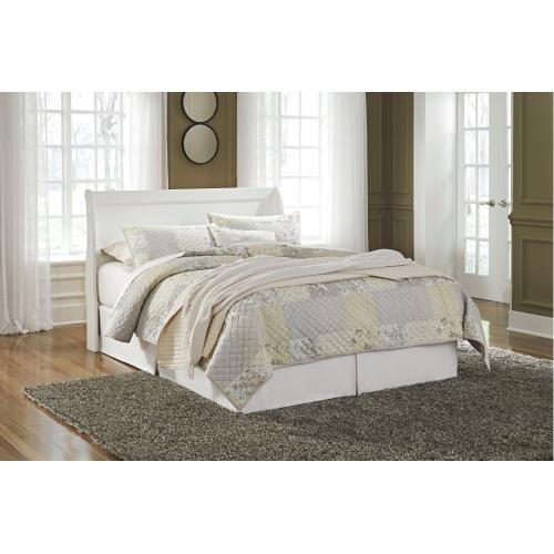 Anarasia Queen Sleigh Headboard