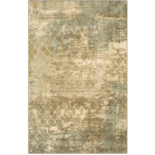 "Artisan Frotage Willow Grey 2' 4""x7' 10"" Runner"