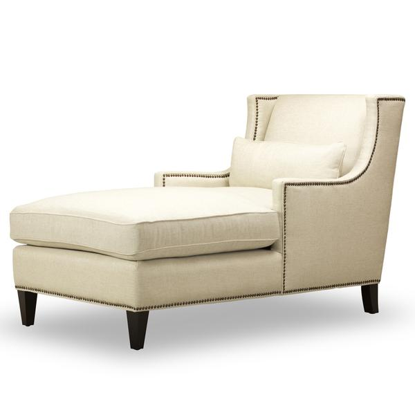 See Details - Ava Chaise in Tribecca Natural