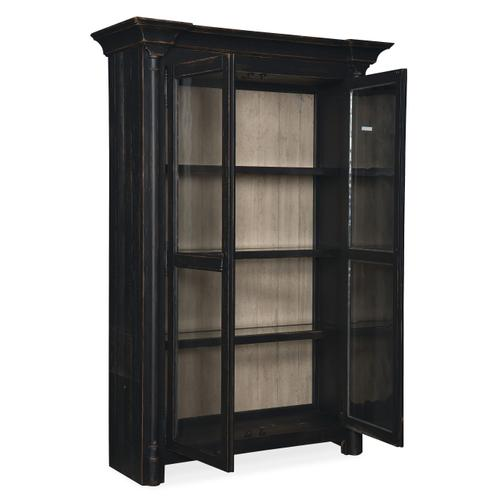 Ciao Bella Display Cabinet- Black