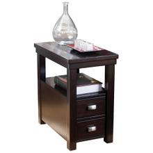 Expresso-Hatsuko Chair Side End Table