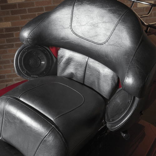 """Rockford Fosgate - Power Harley-Davidson® 5.25"""" Full Range Tour-Pak Speakers (1998-2013)"""