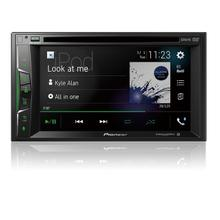 "Multimedia DVD Receiver with 6.2"" WVGA Display, Apple CarPlay , Built-in Bluetooth ® , and SiriusXM-Ready"