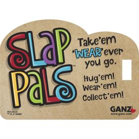 Slap Pals[TM] Header Card