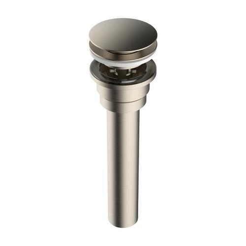 Vessel Sink Drain Kit - Brushed Nickel