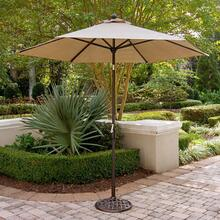 Hanover Table Umbrella for the Traditions Outdoor Dining Collection, TRADITIONSUMB