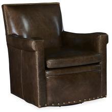 Jilian Swivel Club Chair