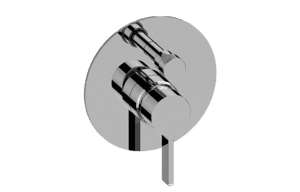 Terra Pressure Balancing Valve Trim with Handle and Diverter Product Image
