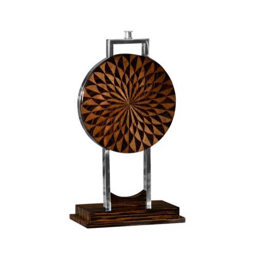 Pangolin Faux Macassar Table Lamp Base