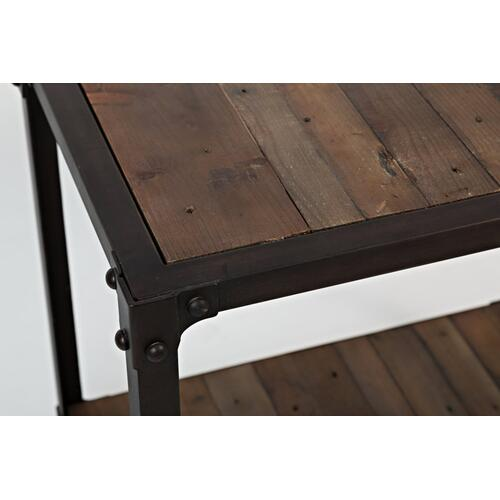 Jofran - Franklin Forge Chairside Table