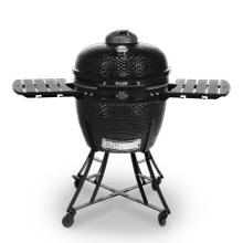 "See Details - Louisiana Grills 24"" Ceramic Kamado Charcoal Grill"
