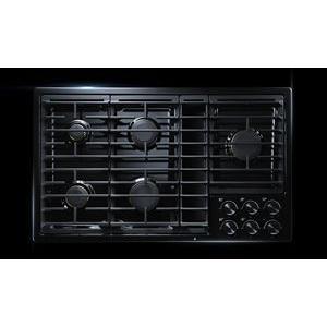 "JennAir - Black 36""JX3™ Gas Downdraft Cooktop"