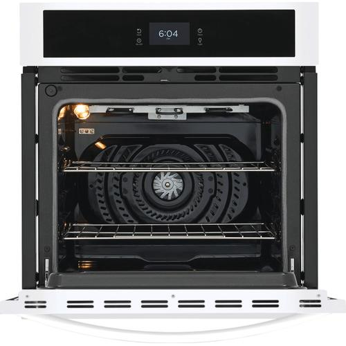 Frigidaire - Frigidaire 27'' Single Electric Wall Oven with Fan Convection