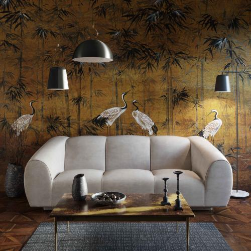 Tov Furniture - Emmet Cream Velvet Sofa