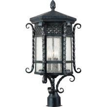 See Details - Scottsdale 3-Light Outdoor Pole/Post Lantern