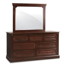 View Product - Imperial 7-Drawer Dresser, 60'w x 21 'd x 35 'h