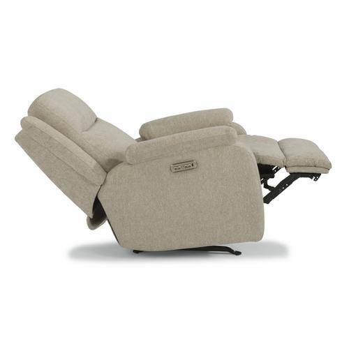 Gallery - Magnus Power Recliner with Power Headrest