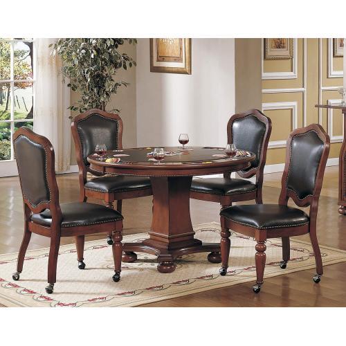 Bellagio Caster Chairs (2 piece)