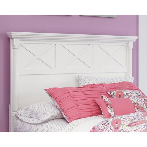 Kaslyn Queen Panel Headboard