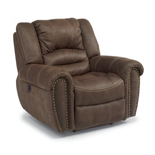 Product Image - New Town Fabric Power Recliner