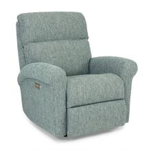 Davis Power Rocking Recliner with Power Headrest