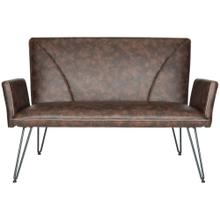 Johannes Settee - Antique Brown