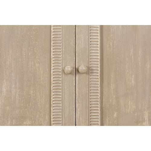 Pie Crust Door Sideboard
