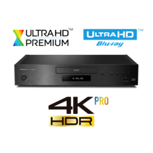 DP-UB9000 Blu-ray Disc® Players