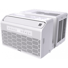 Danby 8,000 BTU U-Shaped Inverter Window Air Conditioner