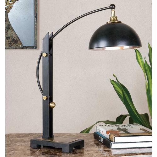 Uttermost - Malcolm Bronze Accent Lamp