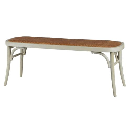 Evelyn Bench (cottage White)