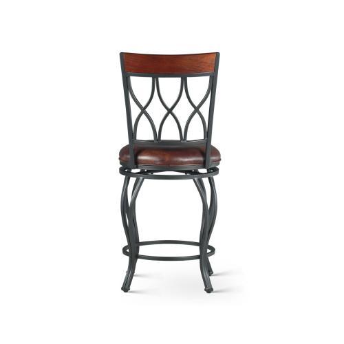 Wallen Swivel PU Counter Chair[1pc/ctn]
