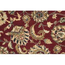 Grand Parterre Kashan Elite Pt01 Red Broadloom
