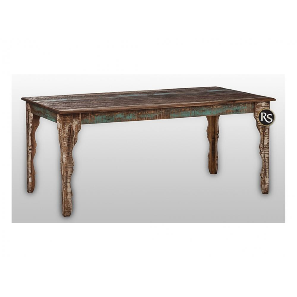 "Cabana 72""x42"" Leg Table"