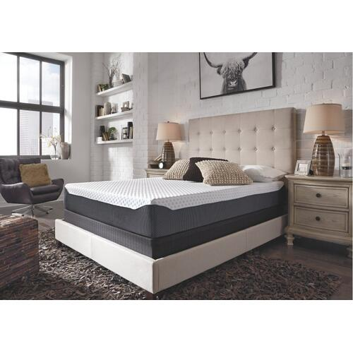 10 Inch Chime Elite King Memory Foam Mattress In A Box