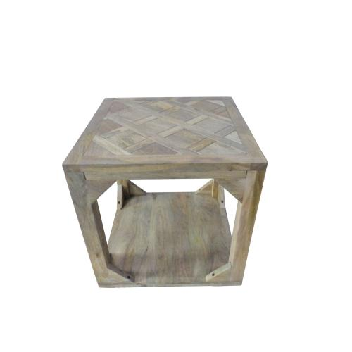 Willow Brook Square End Table