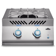 See Details - Built-in 700 Series Power Burner with Stainless Steel Cover , Stainless Steel , Natural Gas