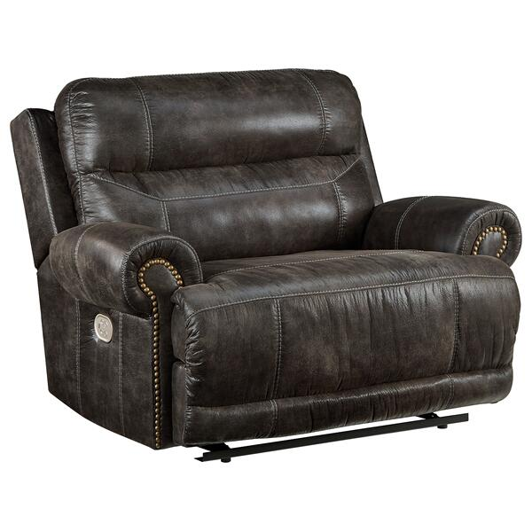 Grearview Oversized Power Recliner