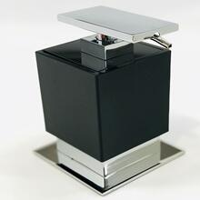View Product - One Soap Lotion Gel Sanitizer Dispenser - Black