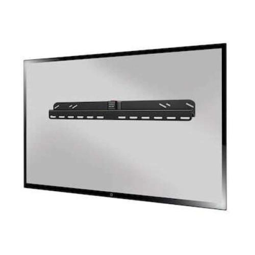 No Stud TV Wall Mount - Low Profile Design For TVs Up To 90""