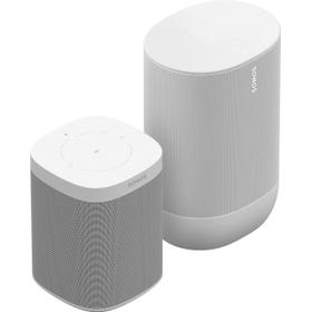 White- Indoor Outdoor Set