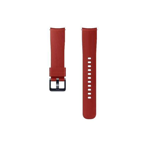 Gallery - Silicone Band for Galaxy Watch 42mm, Red