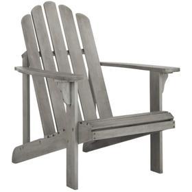 Topher Adirondack Chair - Grey Wash