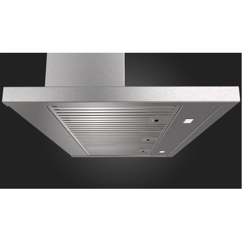 "36"" Chimney Wall Hood - Stainless Steel"