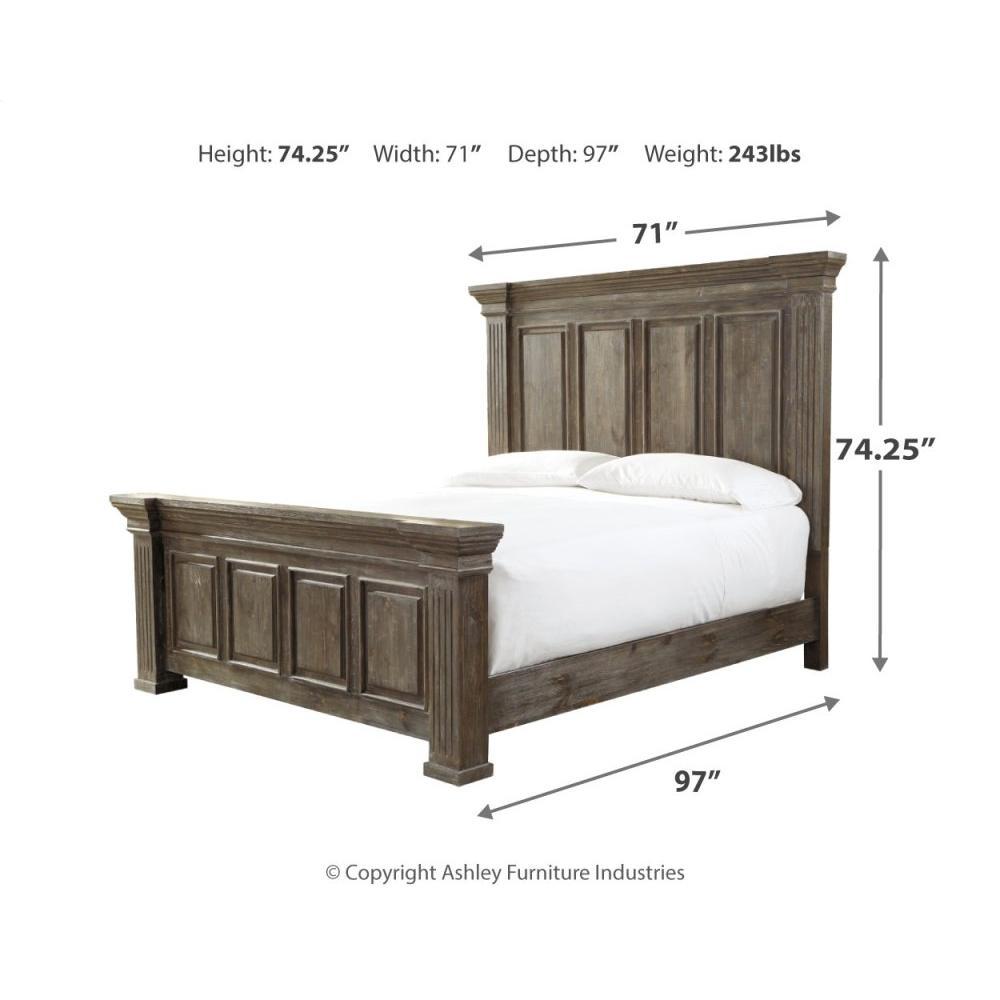Wyndahl Queen Panel Bed