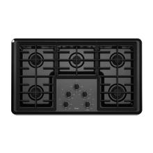 See Details - 36-inch Gas Cooktop with 12,500 BTU Power Burner