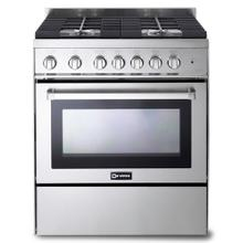 """View Product - Stainless Steel 30"""" Gas Range"""